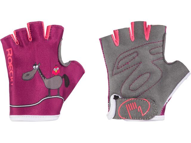 best verkocht bespaar goedkeuring prijzen Roeckl Toro Handschoenen Kinderen, fuchsia
